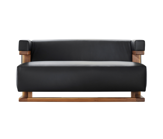 F51-2  Gropius-sofa 2 seats de TECTA | Sofás lounge