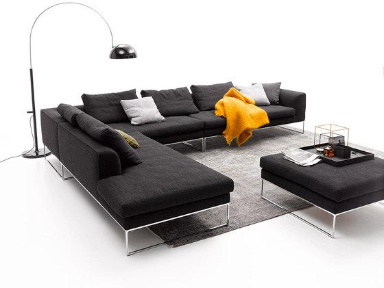 mell lounge von cor produkt. Black Bedroom Furniture Sets. Home Design Ideas