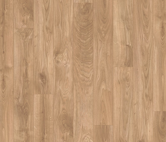 Plank Chalked Light Oak Laminate Flooring From Pergo