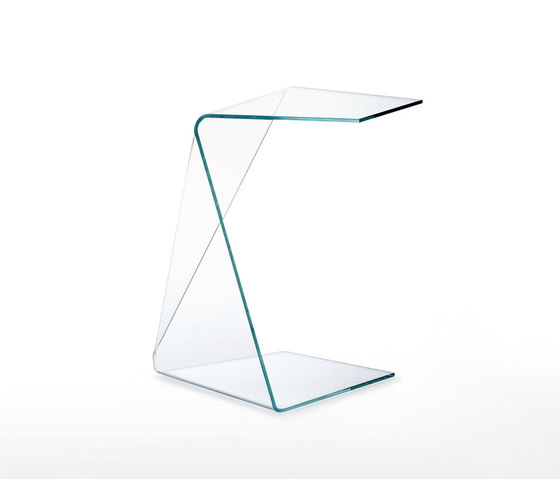 Harold and Maude by Glas Italia | Side tables