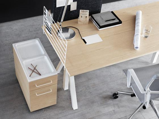 string works by string furniture | Pedestals