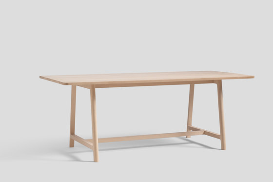 Frame Table by Hay | Individual desks