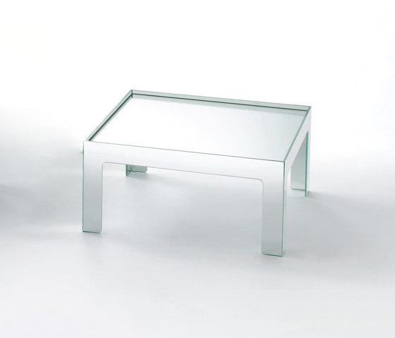 Mirror Mirror Tavolini Basso de Glas Italia | Mesas de centro