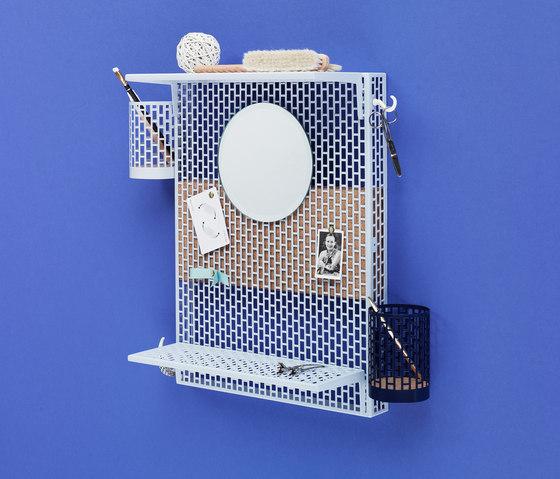 Pinorama by Hay | Bath shelves