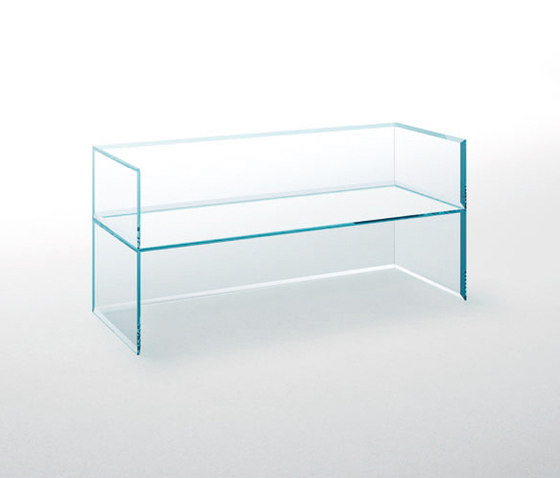 Prism Glass Sofa by Glas Italia | Benches