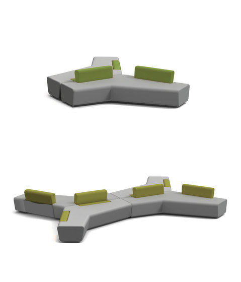 Stone von Quinti Sedute | Sofas