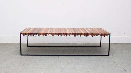 Striper Coffee Table von Uhuru Design | Couchtische