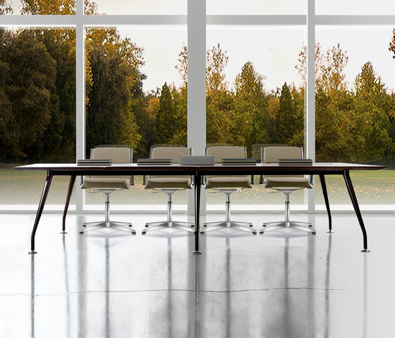 Infinity by Quinti Sedute | Conference tables