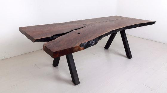 Split Base Table by Uhuru Design | Dining tables