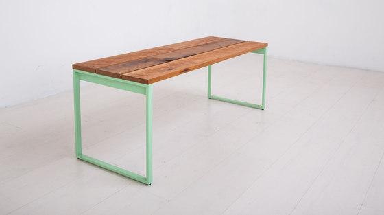 Essentials Bench von Uhuru Design | Sitzbänke
