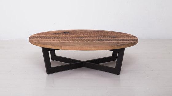 Essentials Oval Coffee Table Small von Uhuru Design | Couchtische