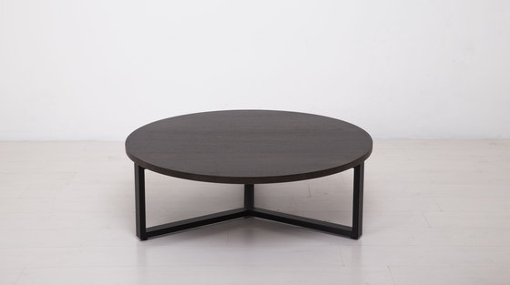 Essentials Round Coffee Table by Uhuru Design | Coffee tables