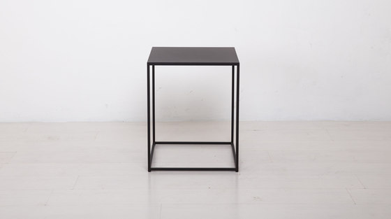 Essentials Cube End Table by Uhuru Design   Side tables