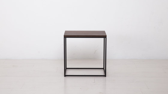 Essentials Rectangular End Table by Uhuru Design | Side tables