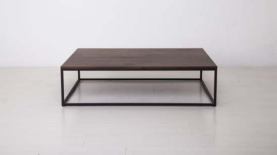 Essentials Rectangular Coffee Table Large by Uhuru Design | Coffee tables