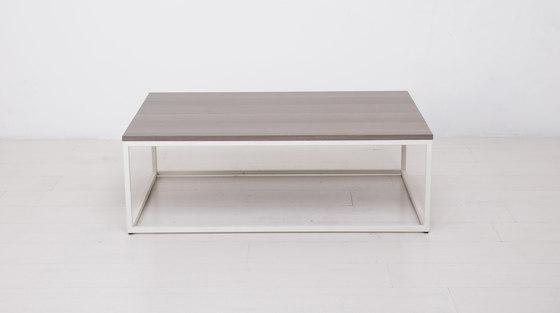 Essentials Rectangular Coffee Table Small by Uhuru Design | Coffee tables