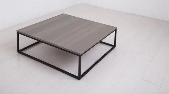 Essentials Square Coffee Table de Uhuru Design | Mesas de centro