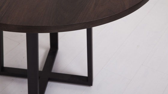 Essentials Round Dining Table by Uhuru Design | Dining tables