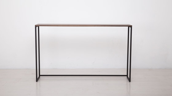 Essentials Wood Console by Uhuru Design | Console tables