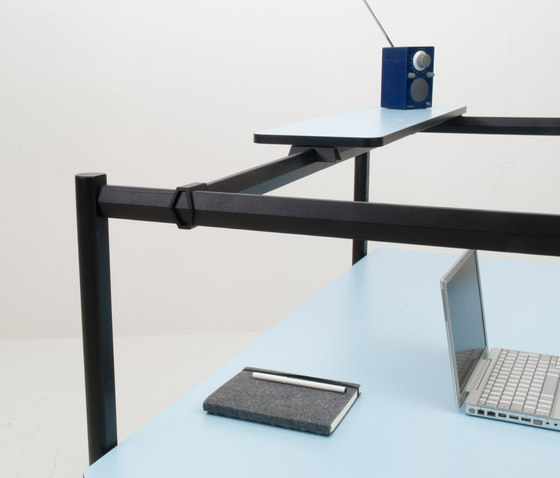 Dan Desk by BULO | Individual desks