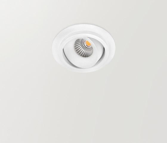 Twist Round di ARKOSLIGHT | Lampade soffitto incasso