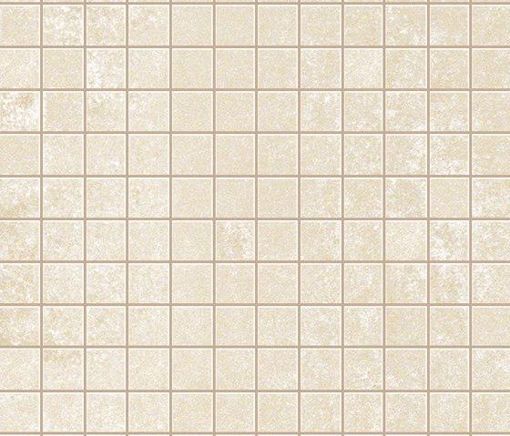 Evoque Beige Gres Mosaico Floor di Fap Ceramiche | Mosaici ceramica