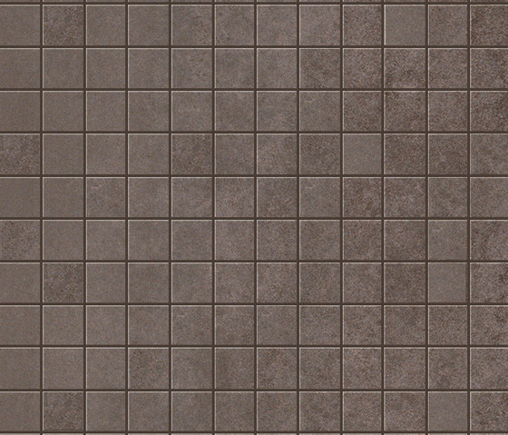 Evoque Earth Gres Mosaico Floor by Fap Ceramiche | Ceramic mosaics