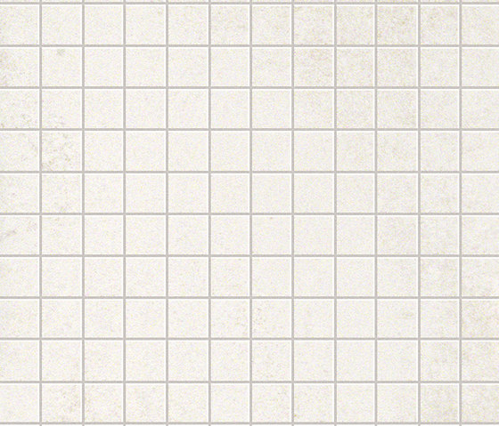 Evoque White Gres Mosaico Floor de Fap Ceramiche | Mosaicos de cerámica