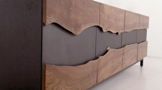 Summit Media Unit von Uhuru Design | Sideboards / Kommoden