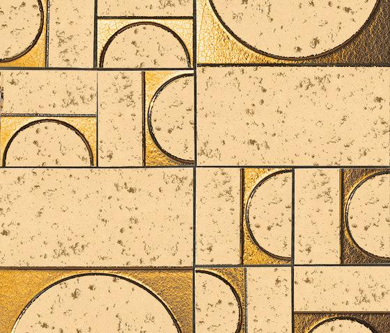 Evoque Sigillo Oro Inserto de Fap Ceramiche | Baldosas de cerámica