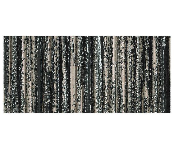 Evoque Fusioni Black  Wall di Fap Ceramiche | Piastrelle ceramica