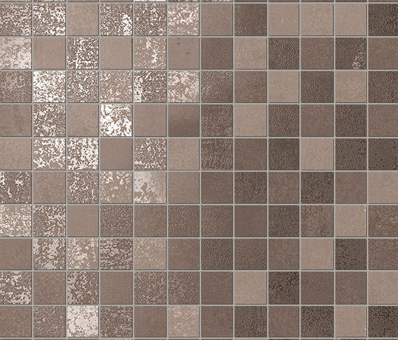 Evoque Earth Mosaico Wall von Fap Ceramiche | Keramik Mosaike