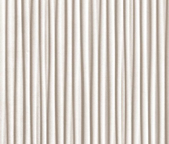 Evoque Plissé White Wall by Fap Ceramiche | Ceramic tiles