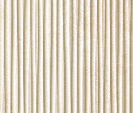 Evoque Plissé Beige  Wall von Fap Ceramiche   Keramik Fliesen