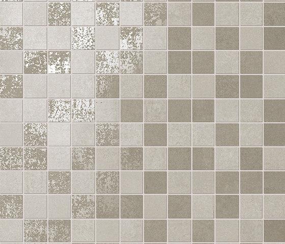 Evoque Grey Mosaico Wall di Fap Ceramiche | Mosaici ceramica