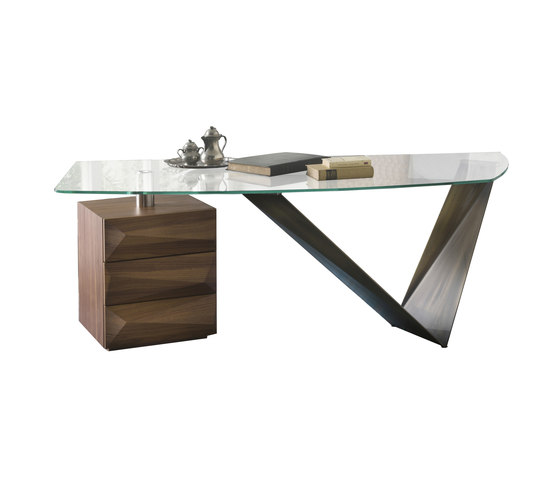 Prisma Steel Desk de Reflex | Escritorios