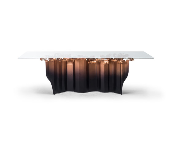 Vivo Dining Table by Kenneth Cobonpue | Dining tables