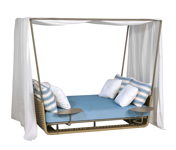 Portofino 9768 day bed by ROBERTI outdoor pleasure | Day beds / Lounger