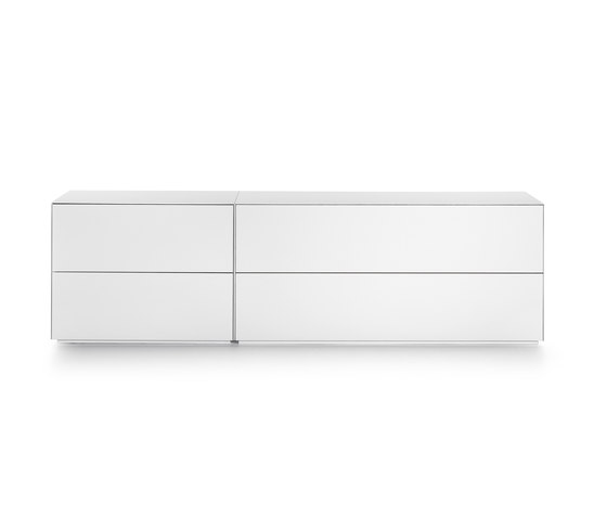 Inmotion Cupboards by MDF Italia | Sideboards