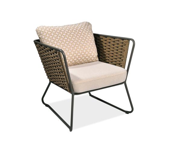 Portofino 9741 armchair de ROBERTI outdoor pleasure | Sillones