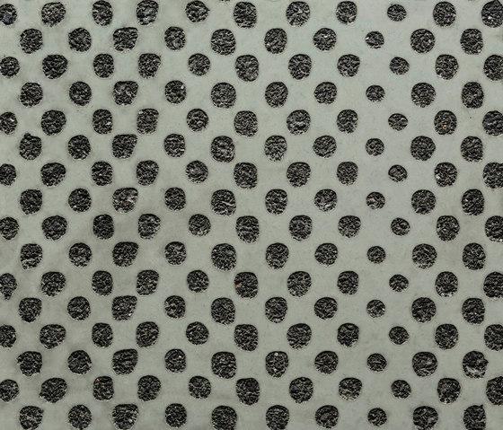 GCGeo Square green cement - black aggregate by Graphic Concrete   Exposed concrete