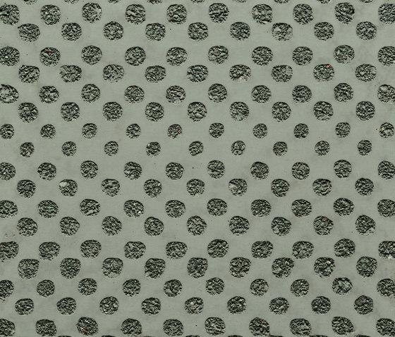 GCGeo Square green cement - green aggregate by Graphic Concrete | Exposed concrete