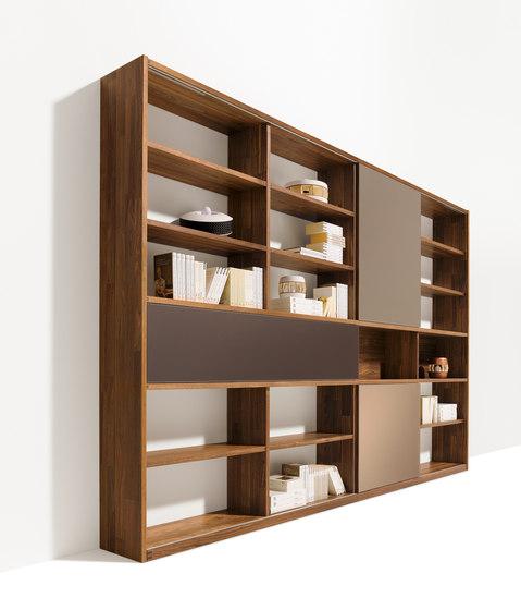 libreria cubus di TEAM 7   Scaffali