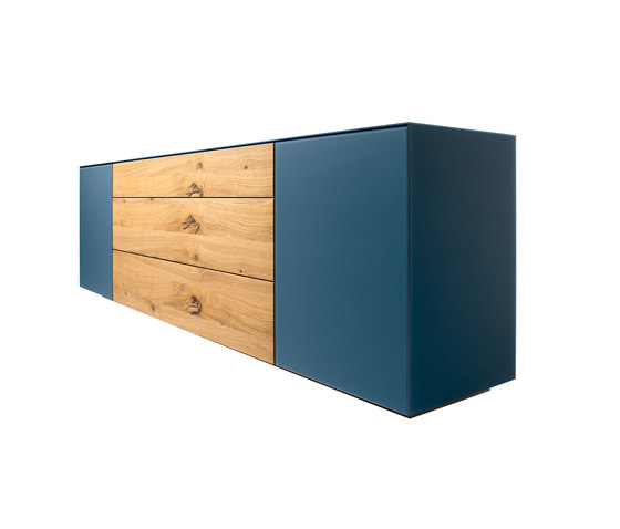 cubus pure sideboard sideboards from team 7 architonic. Black Bedroom Furniture Sets. Home Design Ideas