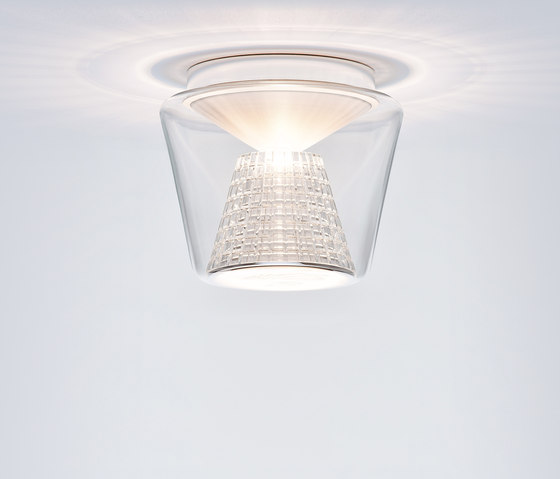 ANNEX LED Ceiling | reflector crystal by serien.lighting | Ceiling lights