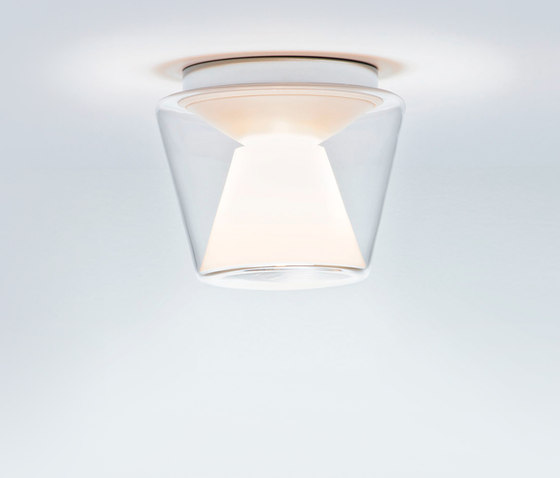 ANNEX LED Ceiling | reflector opal de serien.lighting | Plafonniers