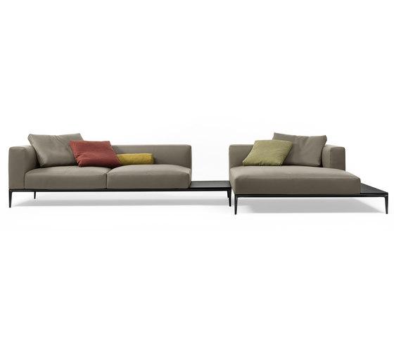 jaan living sofa modulare sitzgruppen von walter knoll architonic. Black Bedroom Furniture Sets. Home Design Ideas
