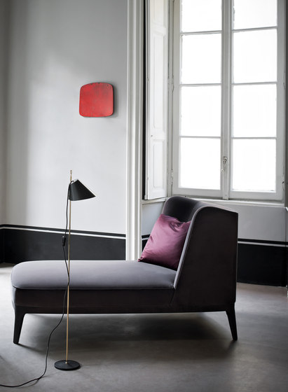 Dragonfly Chaiselongue by Flexform Mood | Chaise longues