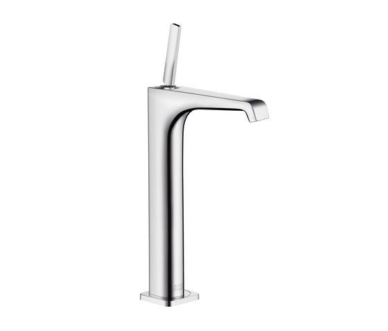 AXOR Citterio E Single lever basin mixer 280 without pull-rod for washbowls by AXOR | Wash basin taps
