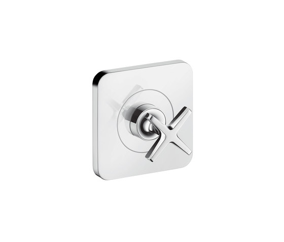 AXOR Citterio E Thermostatic module for concealed installation 12 x 12 by AXOR | Shower controls